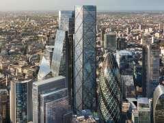 Proyecto de la torre '1 Undershaft', en Londres