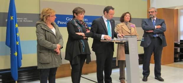 Presentación estrategia contra la brecha salarial en Asturias