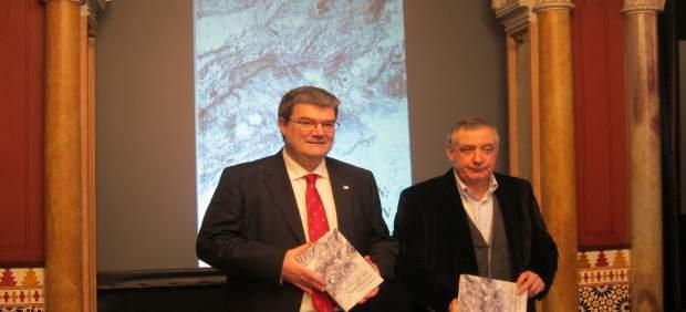 Juan María Aburto y Jon Kortazar