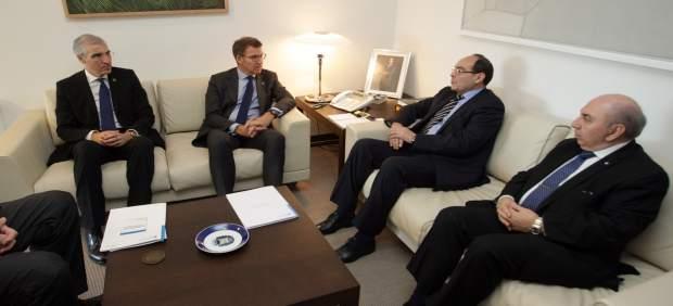 O Presidente Da Xunta, Alberto Núñez Feijóo, Recibirá O Embaixador Da Repúblic