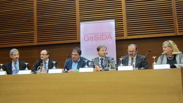 Presentación del Congreso Nacional GeSIDA