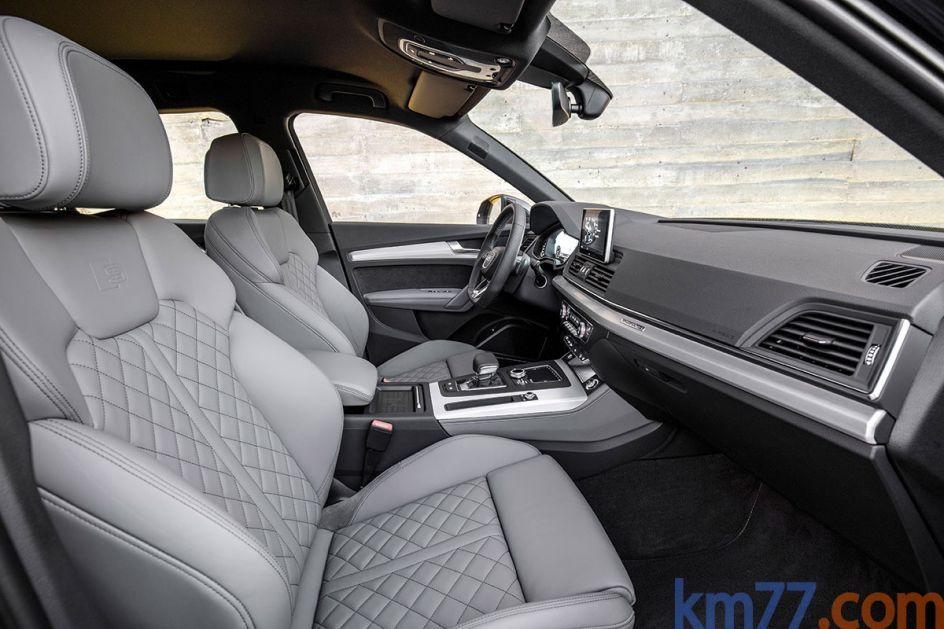 Habitáculo Audi Q5