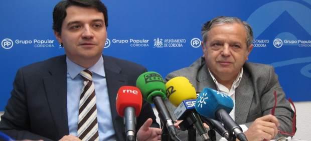 José María Bellido y Salvador Fuentes