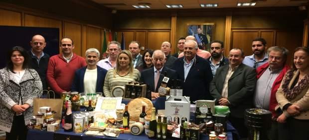 Las empresas han presentado sus productos en el Palacio Provincial.