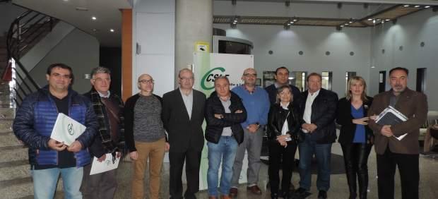 Comité Ejecutivo del sector Justicia de CSIF en CyL.