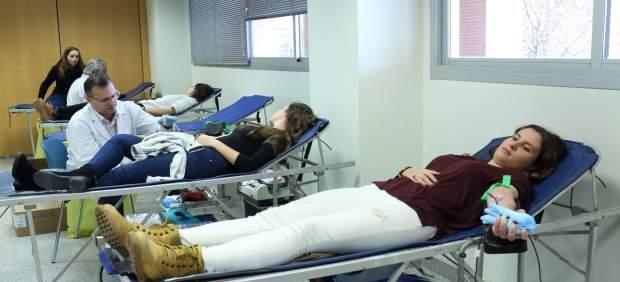 Mañana Miércoles Finaliza La Campaña Universitaria De Donación De Sangre