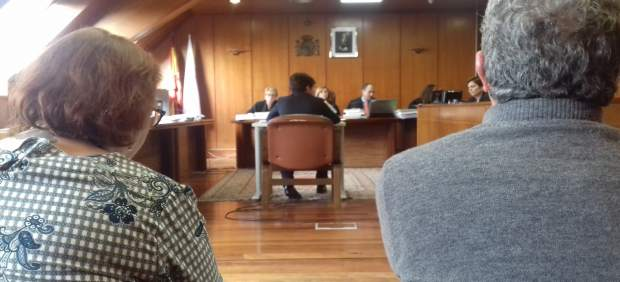 La que fuera secretaria de  Dopico declara en el juicio del caso Trapur