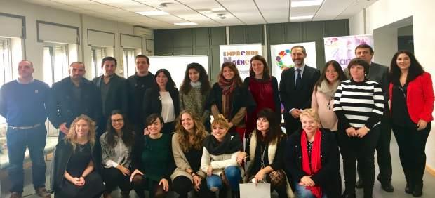 Entrega de premios emprende en Género de La Noria