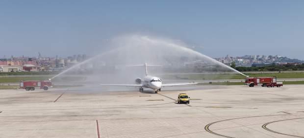 Conexión de Volotea con Ibiza