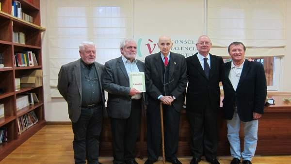 Presentación de 'Kavafis. Antologia poètica'