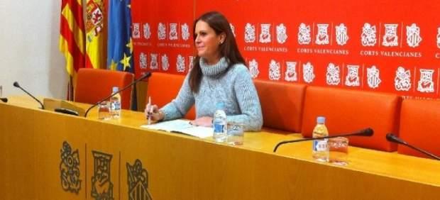 Beatriz Gascó (PP) en rueda de prensa