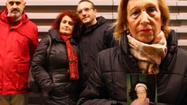 Familia de María Jesús Pascual, negligencia médica
