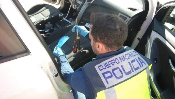 La Policia desarticula a Alacant un grup de nou persones dedicat a l'assalt d'habitatges