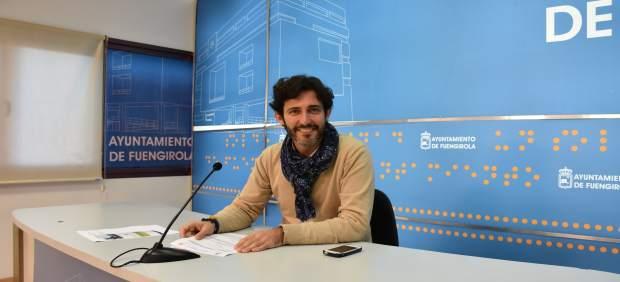 El concejal de Servicios Sociales Francisco José Martín.
