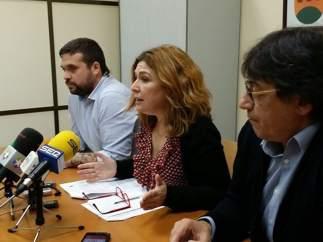 PSOE, Ganar e IU en Alcorcón