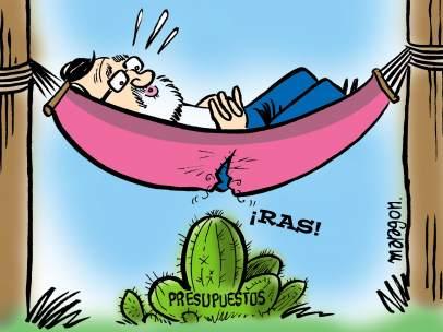 Los presupuestos para Rajoy