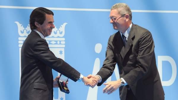 Aznar y Gallardón