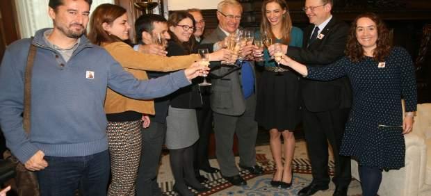 Les Falles es blinden amb el segell de qualitat cultural de la Unesco