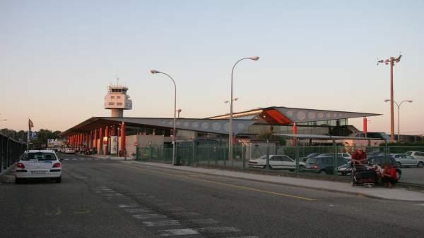Un fallo en la oficina de meteorolog a del aeropuerto de for Oficina ryanair madrid