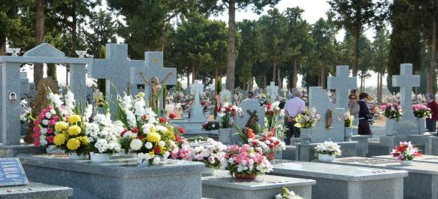 Cementerio, lápida, lápidas, tumbas