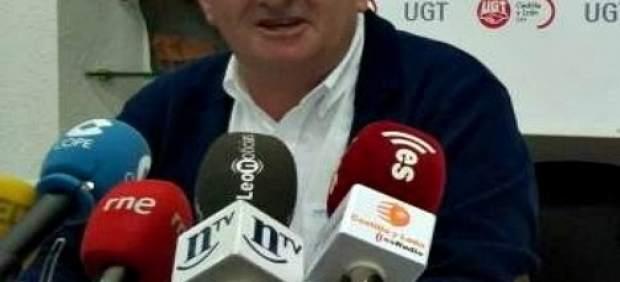 Francisco Fernández, de UGT en Azucarera.