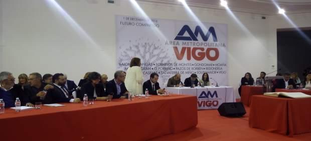 Asamblea del Área Metropolitana de Vigo.