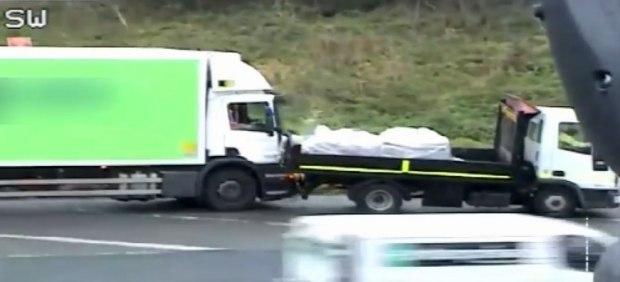 Violenta pelea entre dos contuctores en Reino UnidoVIOLENTA PELEA ENTRE DOS CONDUCTORES EN REINO UNIDO