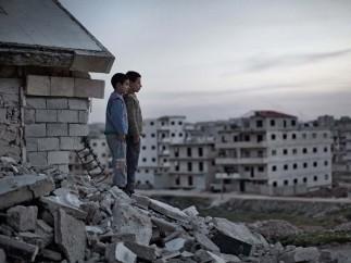 Nish Nalbandian - April 5, 2014, Maarat al-Numaan, Idlib