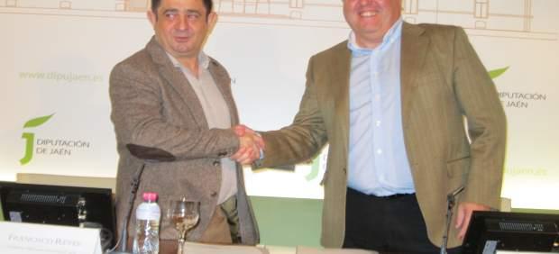 Acuerdo entre la Diputación de Jaén e Innovarcilla
