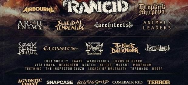 Primeras confirmaciones para el Resurrection Fest