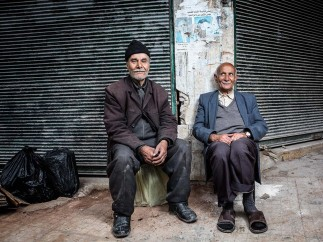 Nish Nalbandian - Aleppo, Syria on April 18, 2013