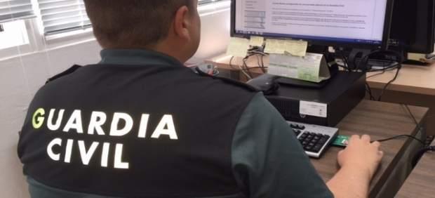 Remitiendo Np Opc Huelva 'La Guardia Civil Ha Detenido A Cuatro Personas En Rela