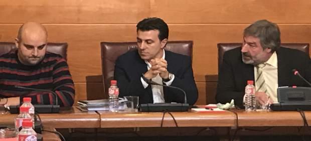 El exdirector del ICAF comparece en Comisión de Ecomasa