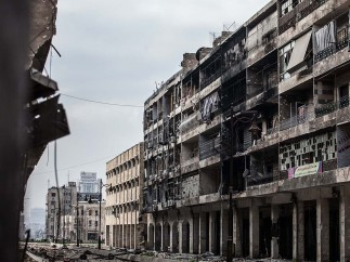 Nish Nalbandian - February 10, 2013, Al Farafirah, Aleppo