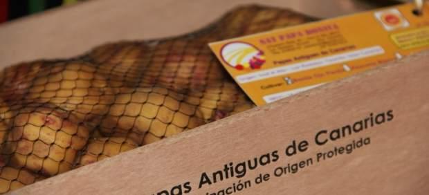Denominación protegida de papas canarias