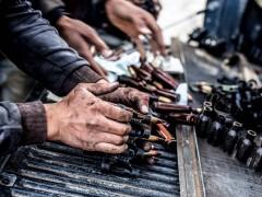¿Es posible la vida cotidiana en el atroz caos bélico de Alepo?