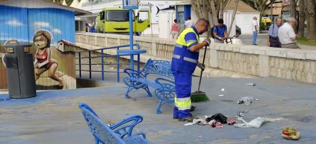 Trabajador de Limasa