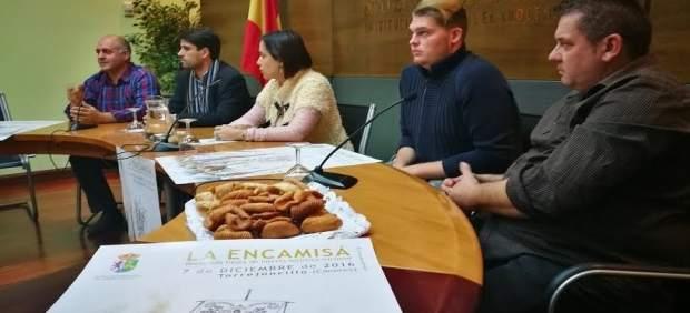 Presentación de La Encamisá de Torrejoncillo (Cáceres)
