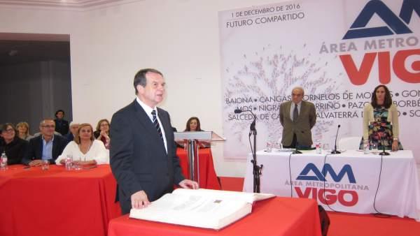 Vigo Abel Caballero área metropolitana