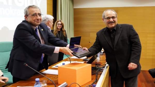 Premio internacional de prensa de la UMA