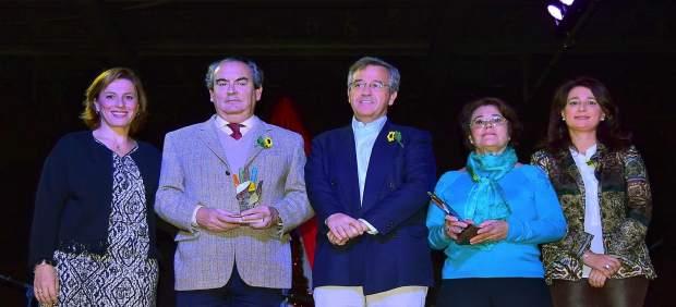 Np Y Fotografía Los 'Xi Premios Estepona Social Y Solidaria' Reconocen La Labor