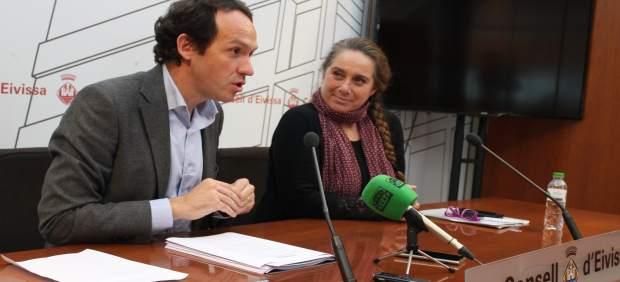 Marc Pons y Viviana de Sans