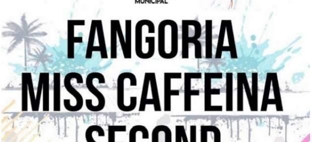 Elche Live Music Festival confirma l'actuació de Fangoria i Miss Caffeina el pròxim 8 d'abril