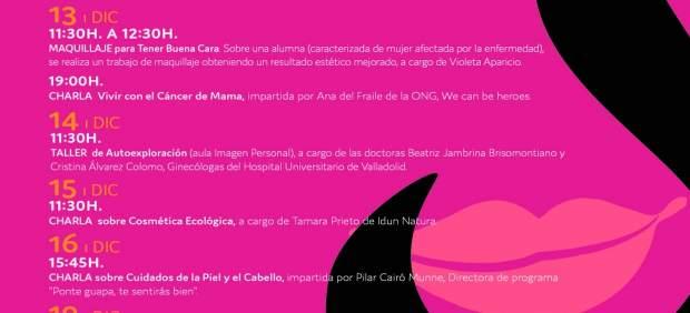 Programa de actividades del IES Ramón y Cajal.