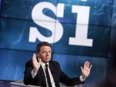 Renzi dimite como secretario general del del Partido Demócrata italiano (PD)