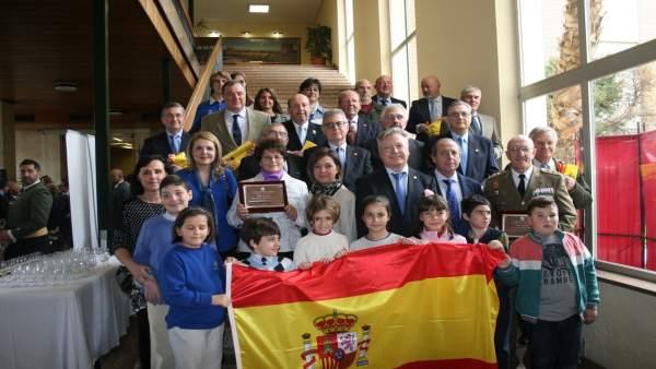Entrega de los premios 'Plaza de la Constitución 2016'