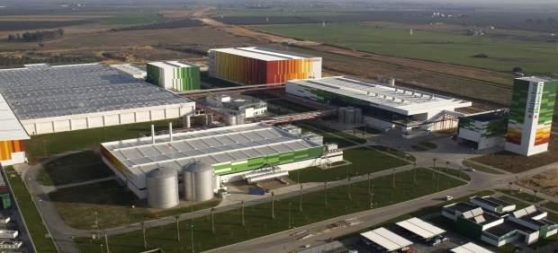fábrica Heineken