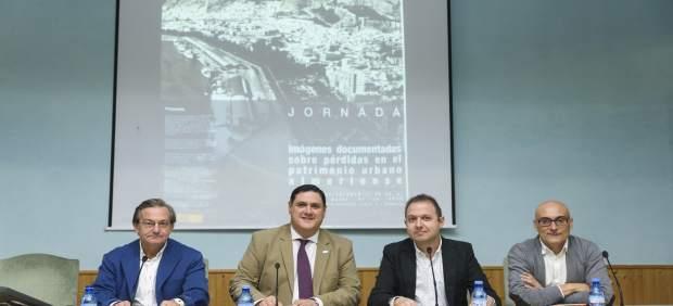 Jornadas del IEA sobre las pérdidas del Patrimonio Urbano Almeriense