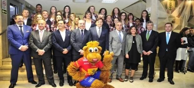 La selección española femenina de balonmano se despide antes del Europeo