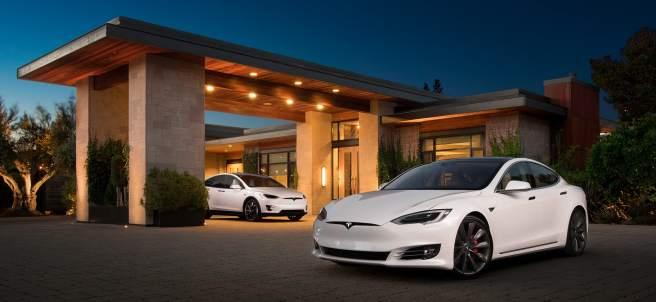 Model S y Model X